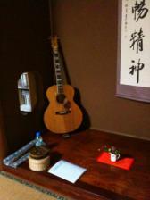 福井さん楽器