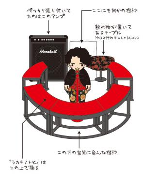 セット(正面)