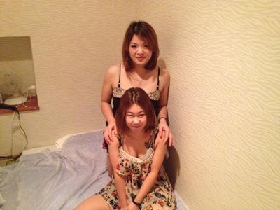 ウメ&ナナコ