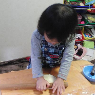 パン作り3