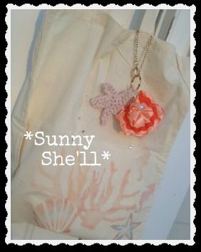 sunny shell strap