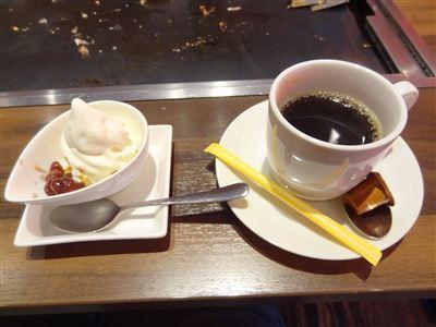 デザートとドリンク1