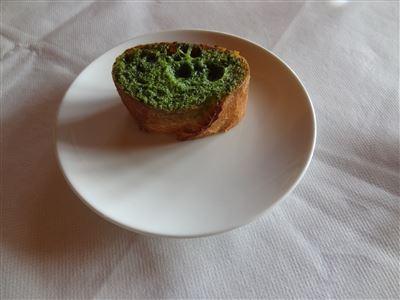 フィオレンティーナランチのパン