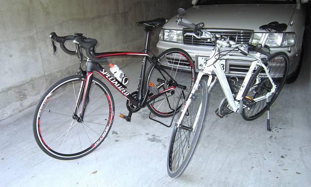ロードバイク&クロスバイク