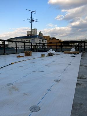 T屋上防水緩衝材1312