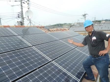 27太陽光発電システムは当店でby店長