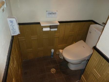 05元々おしゃれなおトイレが更にグレイドアップ