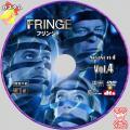 フリンジSeason4 DVDレーベル