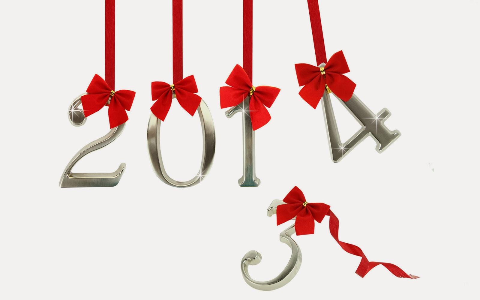 Download hd wallpaper Happy New Year 2014
