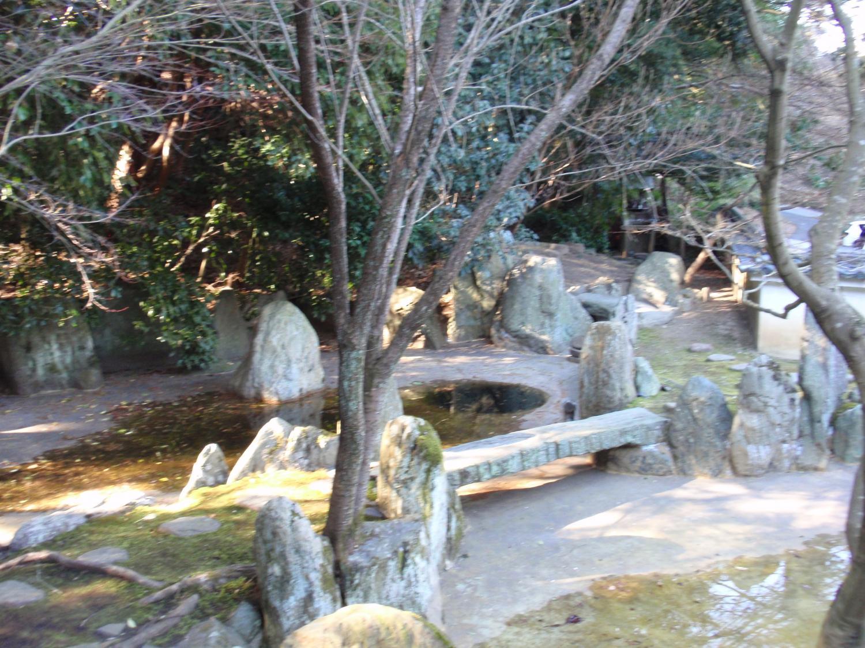 善能寺・庭園