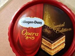 ケーキ・オペラの由来はオペラ座の踊り子のために・・・さぞかし素敵な踊り子だったことでしょう
