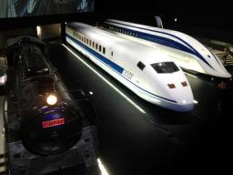かつては現役だった旧・新JRの目玉列車?