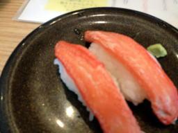 だって水族館にいたタカアシガニが美味しそうだったから、蟹が食べたくなったんだよ