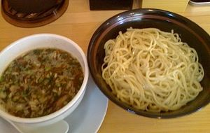 大伸・つけ麺(特盛)