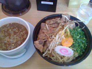 大伸(肉玉つけ麺(特盛))