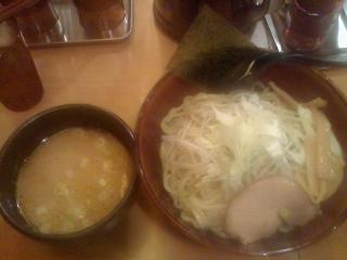 津軽ラーメン街道・みその(つけ麺(大))