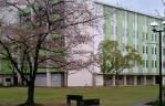 旧近大付属高校校舎