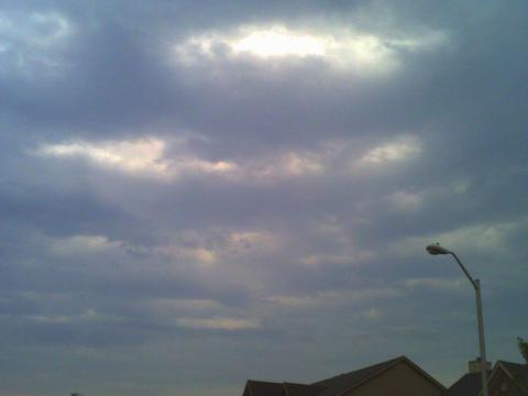 2012年8月5日 2回も雨に降られた