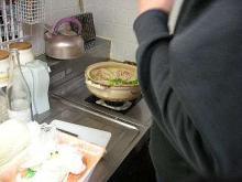 ハッピー女道-白菜鍋1