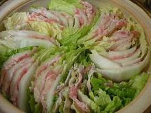 ハッピー女道-白菜鍋