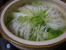 ハッピー女道-白菜鍋4