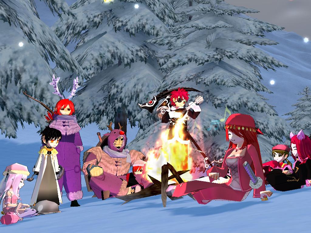 SQUASHのクリスマスE08