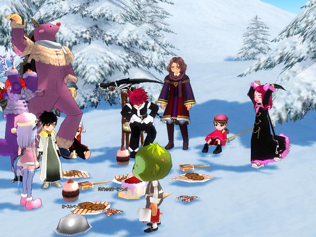 SQUASHのクリスマスE10