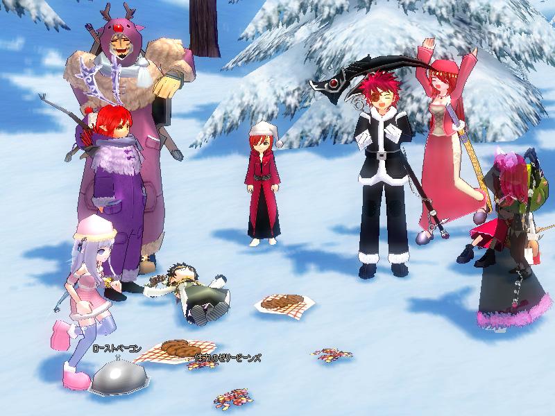 SQUASHのクリスマスE11