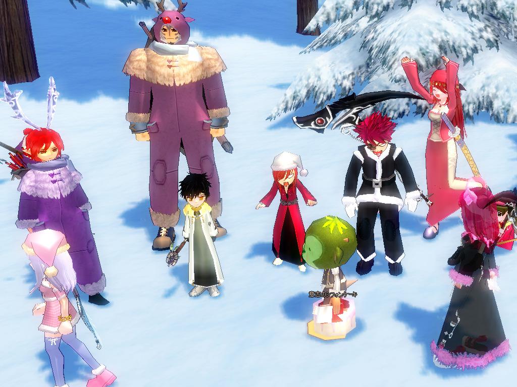 SQUASHのクリスマスE12