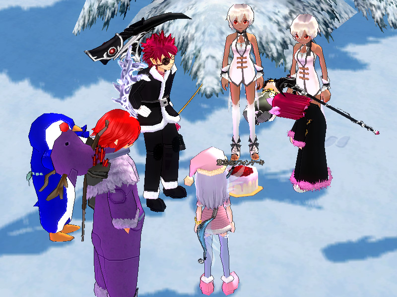 SQUASHのクリスマスF01
