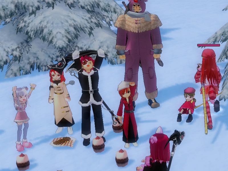 SQUASHのクリスマスF08