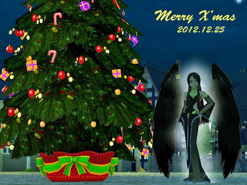 クリスマスツリー2012-3