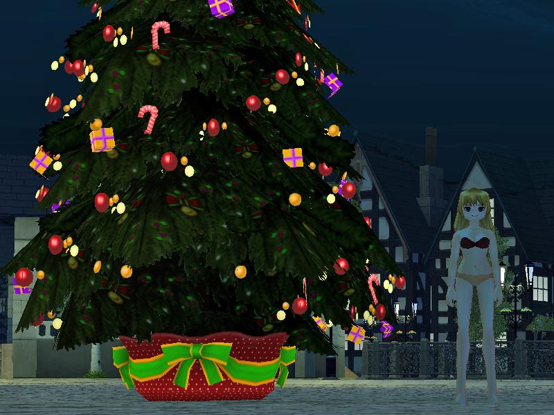 クリスマスツリー2012-6
