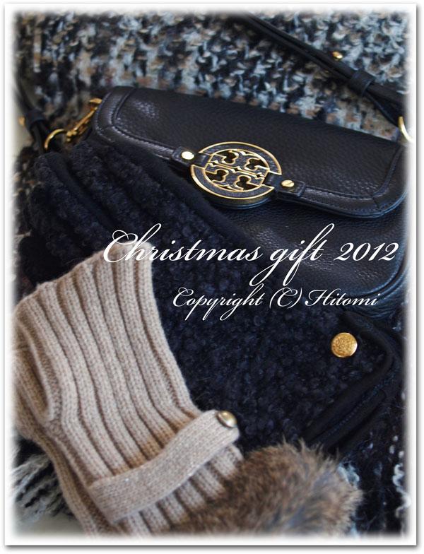 プレゼント2012
