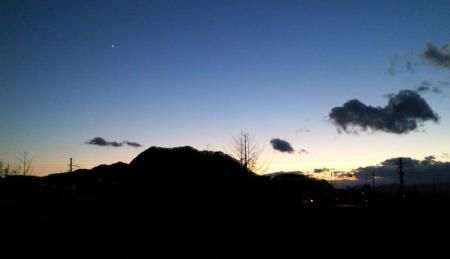 宵の明星(25.11.28)