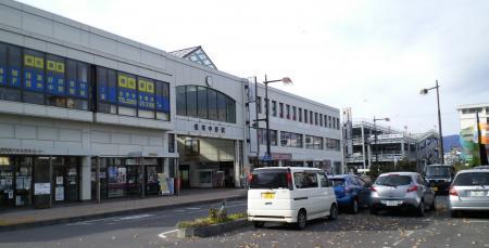 信州中野駅前(25.11.29)