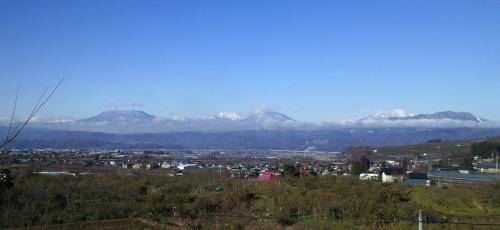 北信五岳(25.11.30)