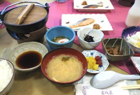 朝食(26.1.4)