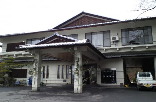 須坂温泉古城荘(26.1.4)