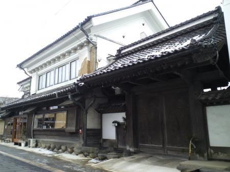 蔵のまち須坂市(26.1.4)