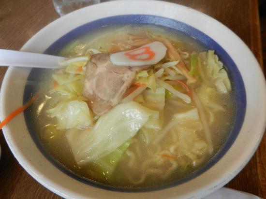 201205048番ラーメン魚津+塩ラーメン+(1)