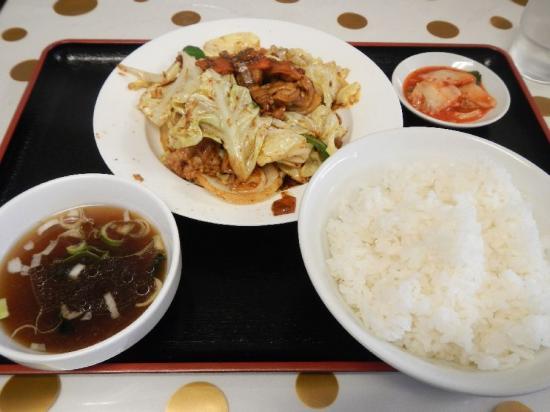 龍飯店ホイコーロー (1)