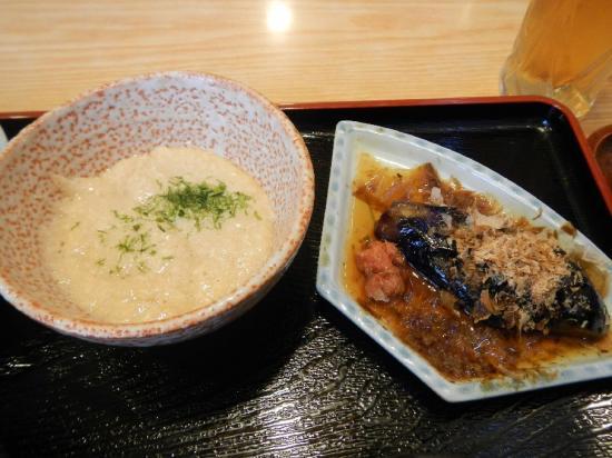 満月マグロ丼セット (3)
