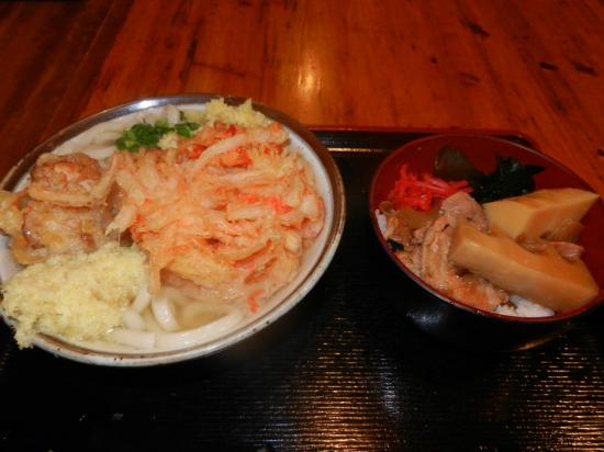 20120426風神亭ランチ+春の若筍丼セット+(3)