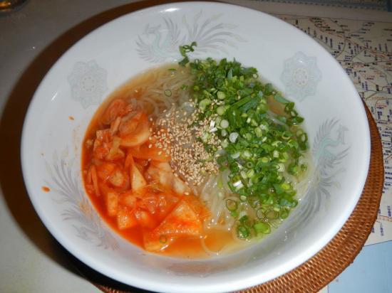 ぴょんぴょん舎冷麺 (2)