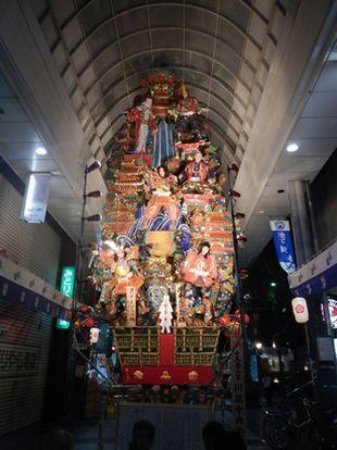 川端通り山笠 (2)