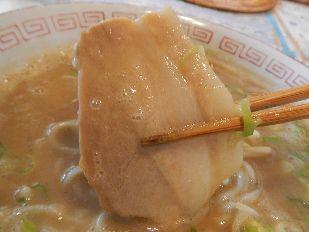 晴レル屋白の麺 (3)