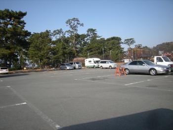 土肥町営駐車場