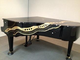 うるしのピアノ