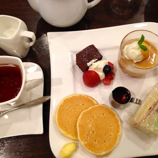 伊勢丹喫茶店